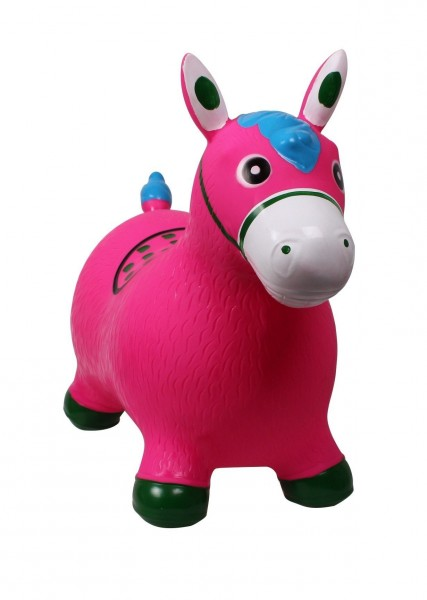 Jumpy horse ROSA