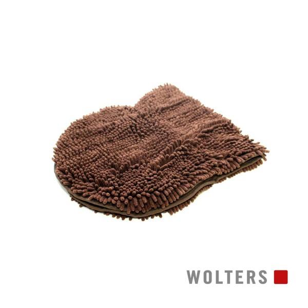 WOLTERS Dirty Dog Shammy 79 x 33cm braun