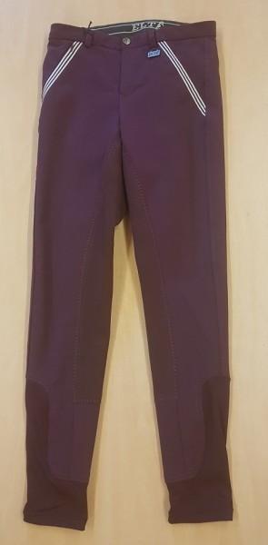 Reithose Nadja, purple, Gr. 164