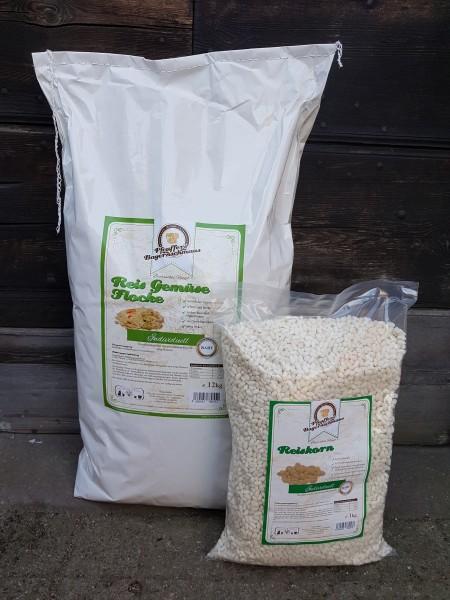 Pfeuffers Reis-Gemüse-Flocke Sparpaket 12kg