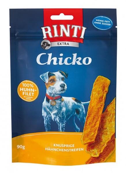 RINTI Extra Chicko Hähnchenstreifen 90 g 100% Huhn