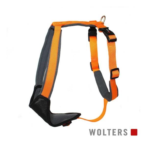 WOLTERS Geschirr Prof.Comf 90-110 mango/schiefer