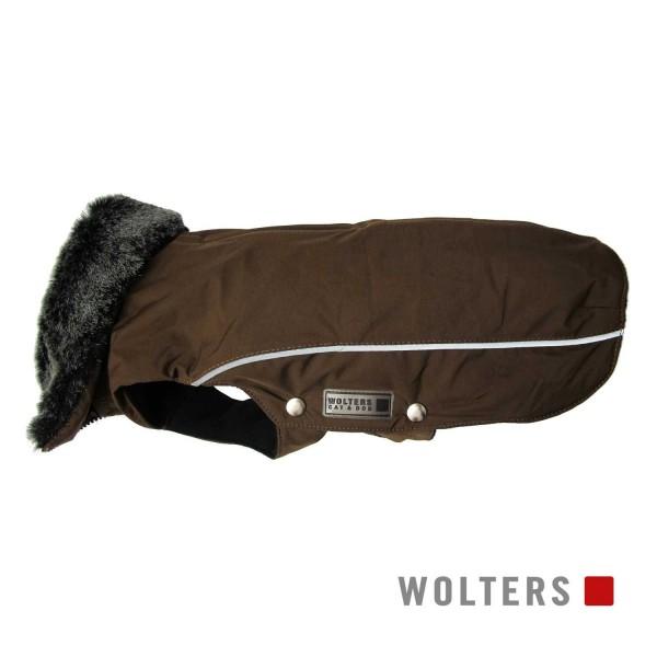 WOLTERS Winterjacke Amundsen 42cm kastanie
