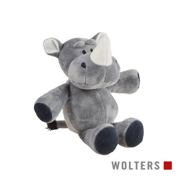 WOLTERS Plüschnashorn 26cm