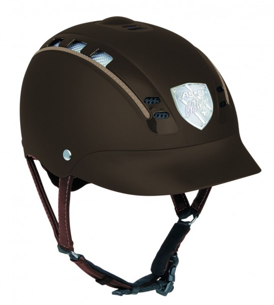 CASCO Passion Plus braun  Gr. M 56-59 cm