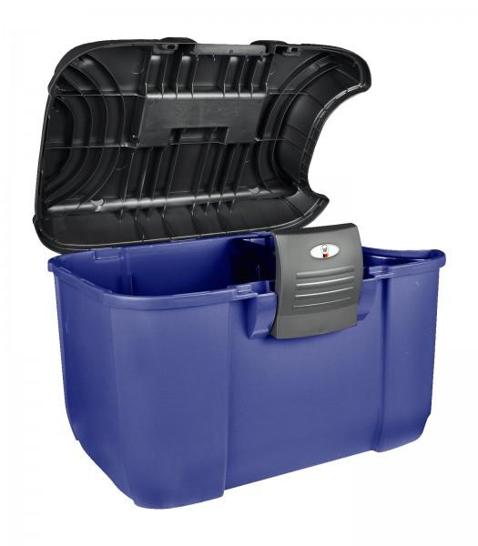 Putzbox KOALA blau/grau