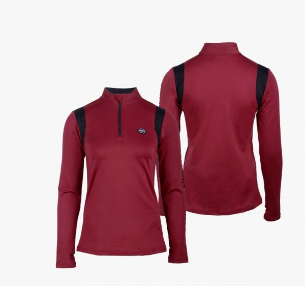 Thermoshirt Mirre Brick-Red 38