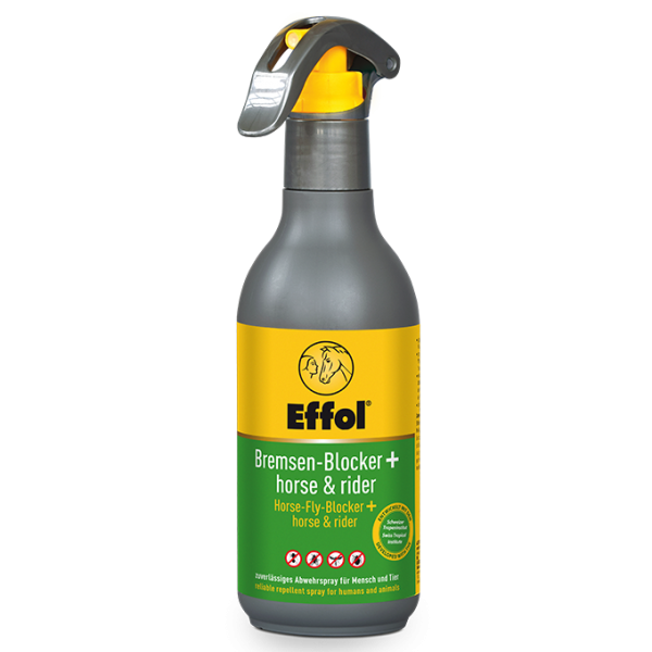 Effol Bremsen-Blocker + horse&rider250 ml