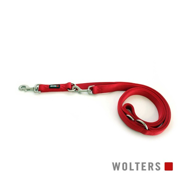 WOLTERS Leine Prof.Classic XL 300cm x 25mm cayenne