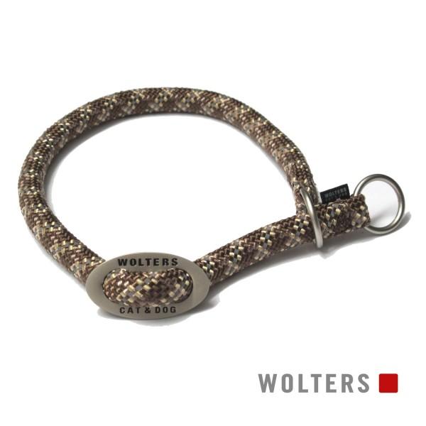 WOLTERS Schlupfhalsband Everest tabac/sand 50