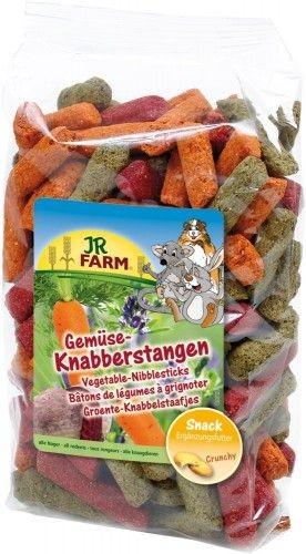 JR Farm Snack Gemüse-Knabberstangen 125 g