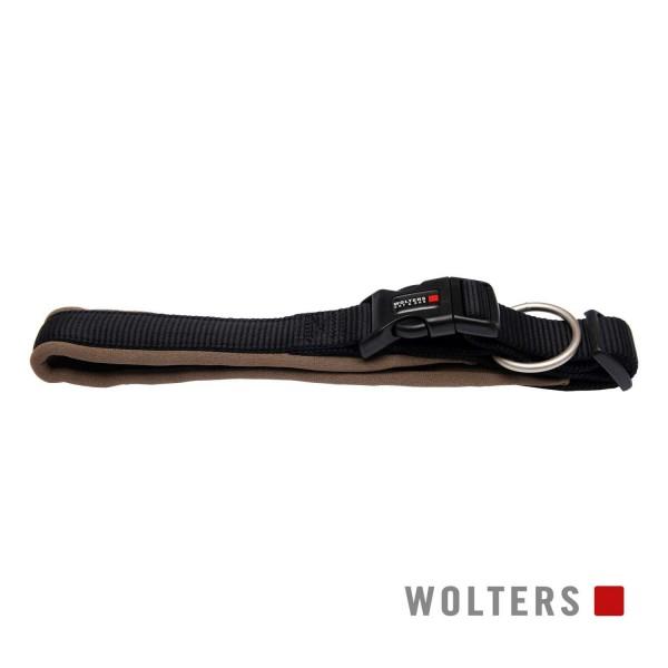 WOLTERS Halsband Prof. Comf 40-45 cm schwarz/braun