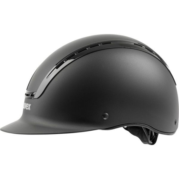 UVEX suxxeed active black sil M-L