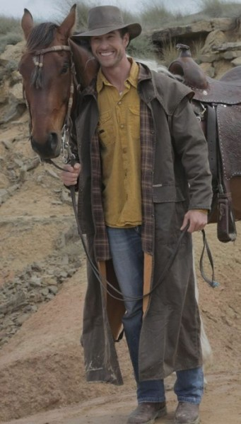 AFH Flinders Riding Coat braun Gr. XL