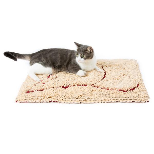 WOLTERS dirty Doormat CATMat 58 x 40cm sand
