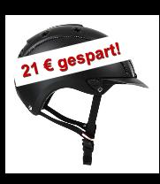 Casco Mistrall-1 schwarz Gr. L (58cm - 62cm)