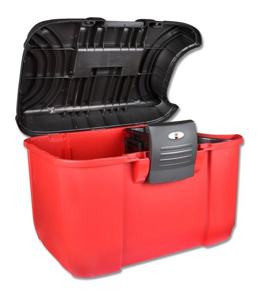 Putzbox KOALA rot/grau