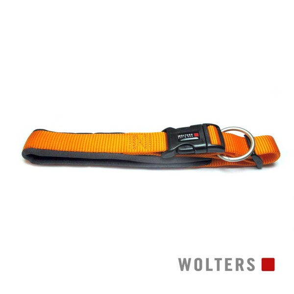 WOLTERS Halsband Prof.Comf. 60-65cm mango/schiefer