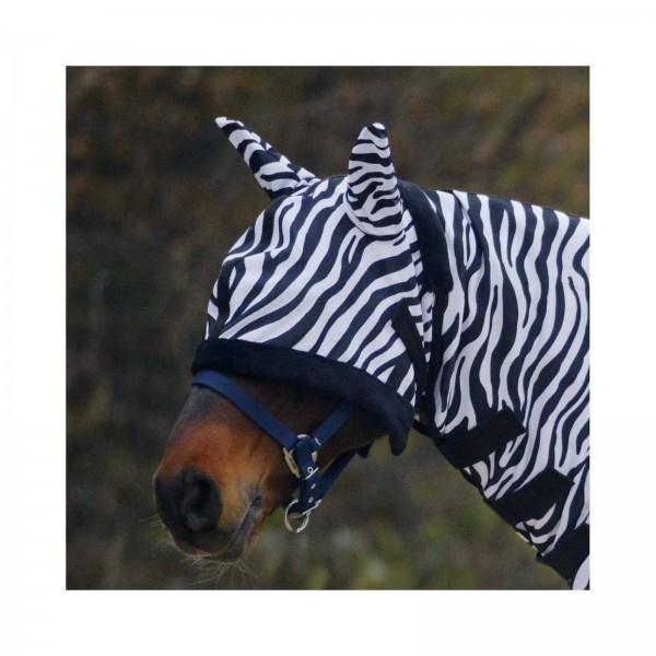 Fliegenmaske Zebra Pony