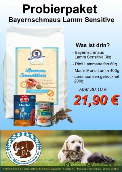 Probierpaket Pfeuffers Lamm Sensitive 3kg