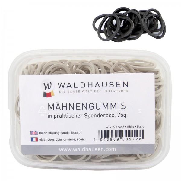 MÄHNENGUMMIS IN SPENDERBOX schwarz 75 g