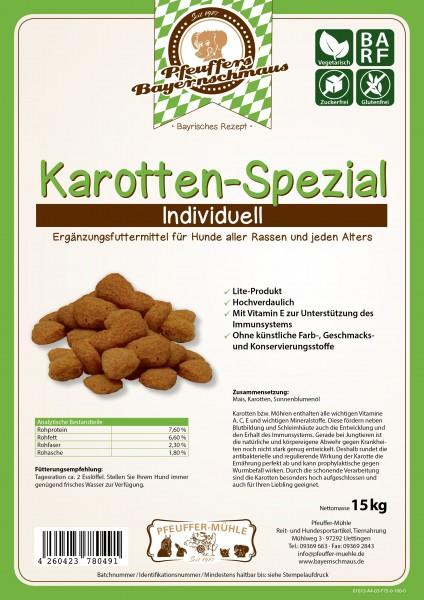 Pfeuffers Karotten-Spezial 15kg