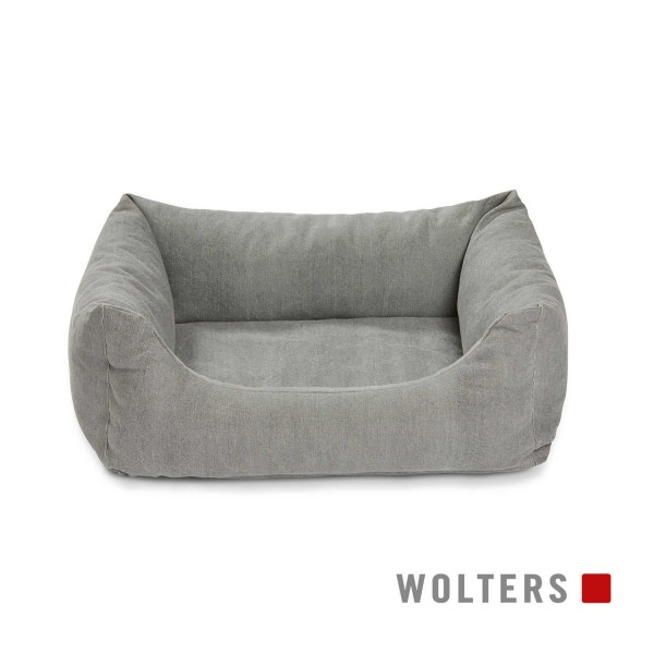 WOLTERS Green Line Lounge Gr.S 60x48 cm steingrau
